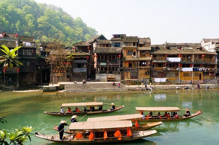 китайский город фэнхуан 2 (700x466, 415Kb)