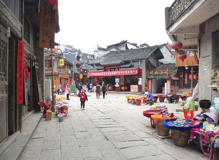 китайский город фэнхуан 4 (700x511, 383Kb)