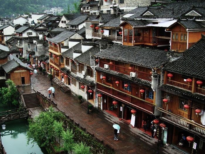 китайский город фэнхуан 7 (700x524, 512Kb)