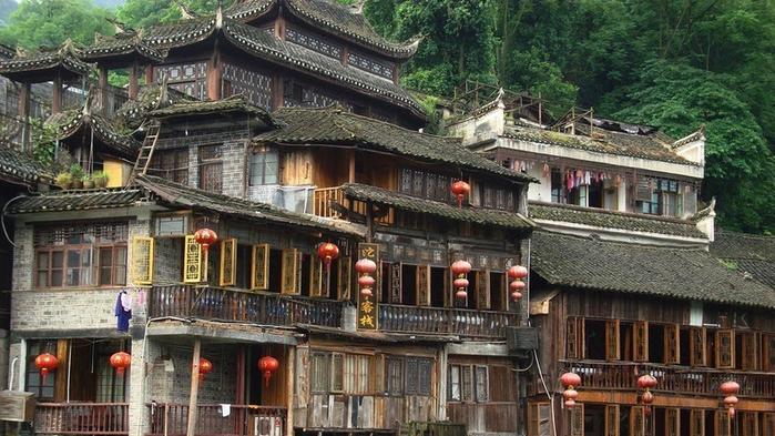 китайский город фэнхуан 9 (700x393, 376Kb)