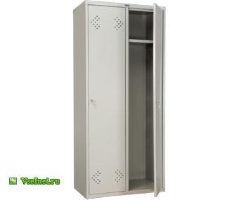 Шкаф индивидуального пользования Практик LE-21-80 (340x285, 9Kb)