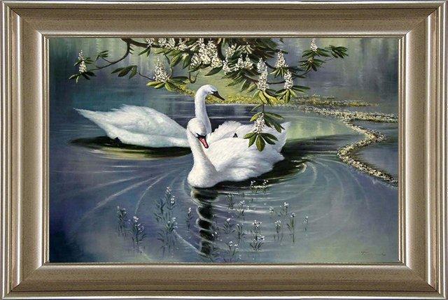 Лебединая нежность-Леврон