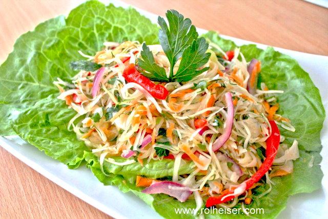 Блюда из капусты белокочанной