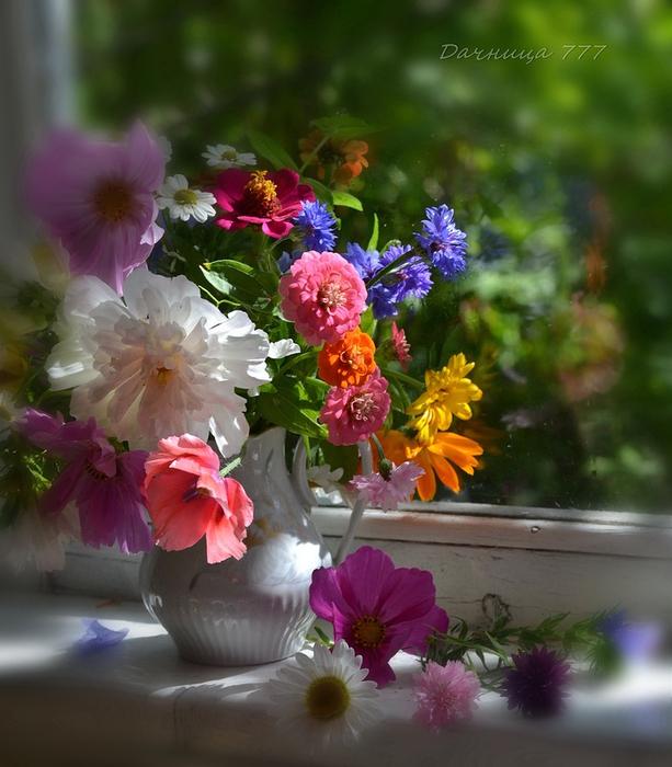 Цветы в постель фото