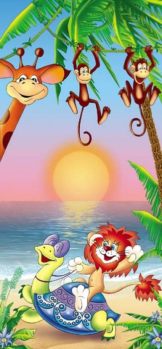 Мультфильм как черепаха и львенок пели песню скачать