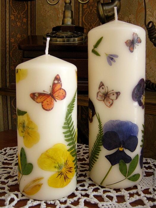 свечи с сухоцветами (2) (525x700, 314Kb)