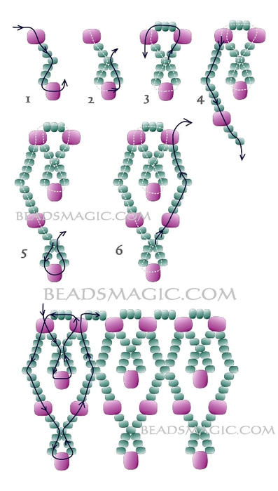 free-beading-necklace-pattern-tutorial-2 (397x700, 132Kb)