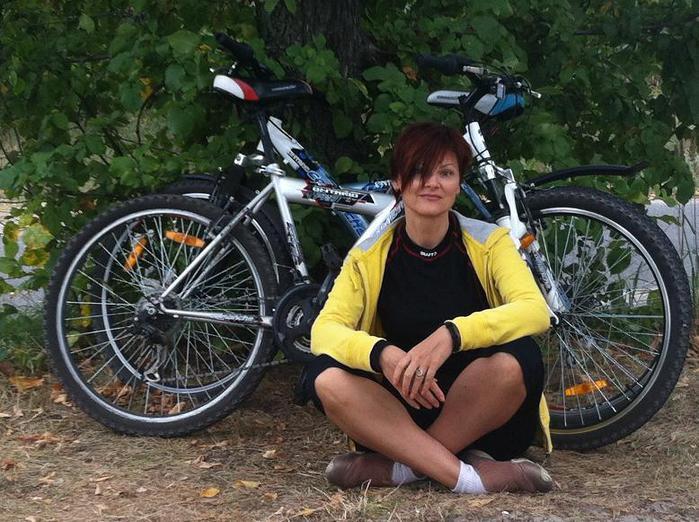 велопрогулки киев небооблака