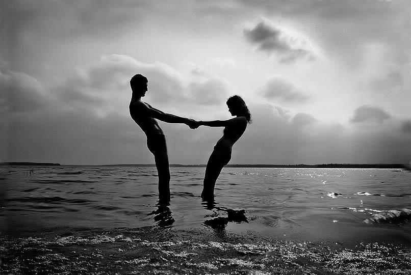 парень и девушка первое знакомства