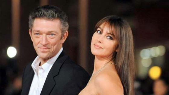 Актриса Моника Беллуччи разводится со своим мужем