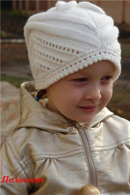 """针织:""""花帽"""" - maomao - 我随心动"""