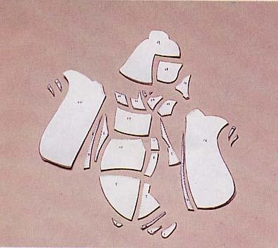 Панно с японскими куклами в технике пэчворка без иголки (27) (395x352, 68Kb)