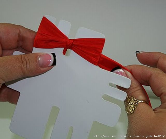 蝴蝶结的模板 - maomao - 我随心动