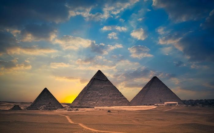 Обои Античный Египет