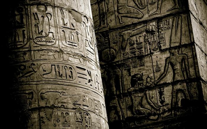 Древний Египет на рабочем столе