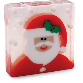 мыло с Дедом Морозом внутри