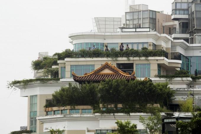 храм на крыше китай фото 2 (680x453, 160Kb)