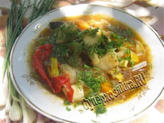 Блюда из овощей без масла рецепты