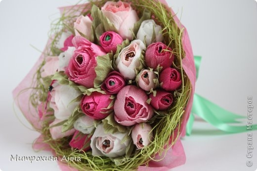 розы из конфет (6) (520x347, 96Kb)