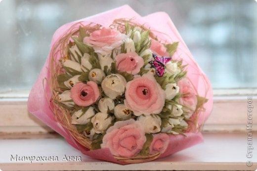 розы из конфет (8) (520x347, 89Kb)