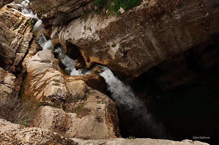 водопад баатара ливан  8 (700x464, 365Kb)