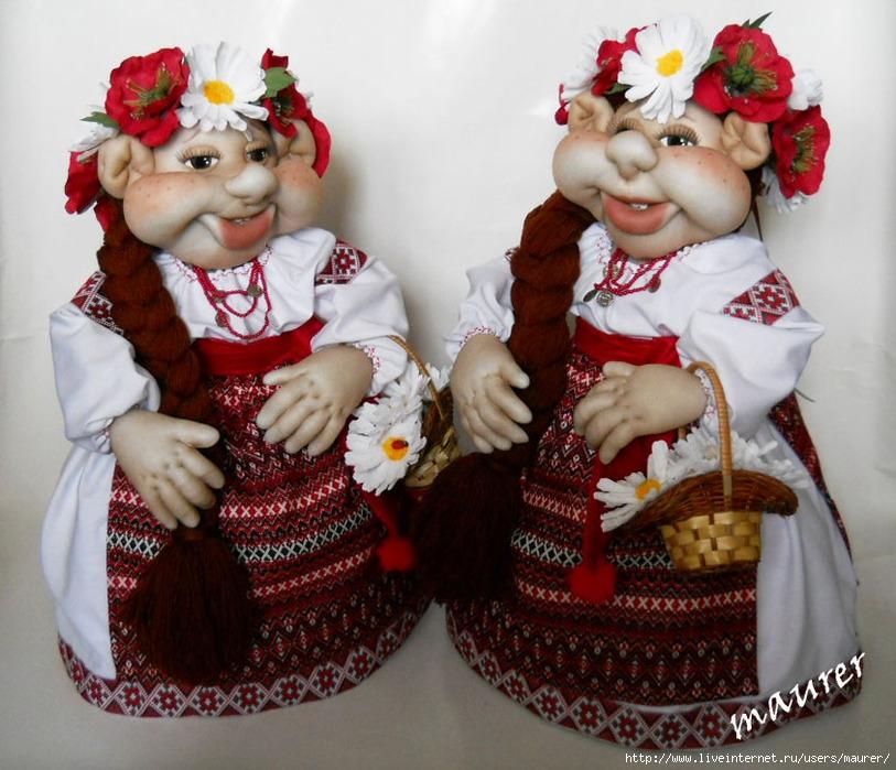 Куклы из синтепона своими руками фото и