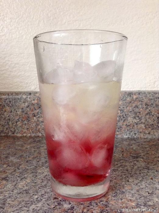Красивые радужные безалкогольные освежающие напитки (6) (522x700, 258Kb)