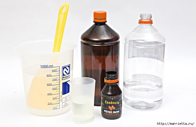 Жидкие ароматизаторы своими руками