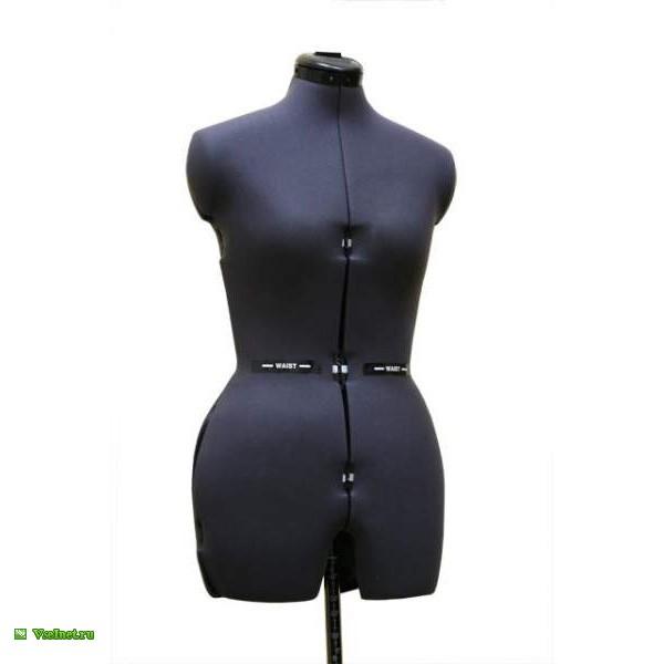 Манекен портновский женский Adjustoform My Double Leg form, размер S 42-52 (600x600, 22Kb)