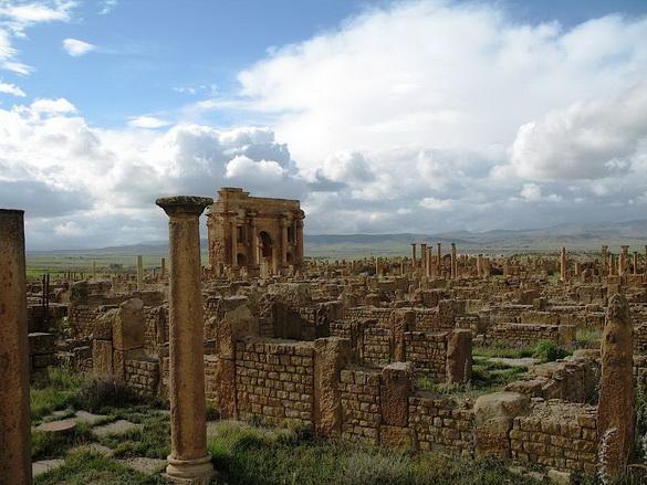 Roman-ruins-Algeria-3 (585x439, 265Kb)