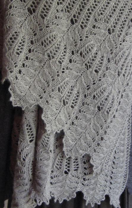 Часть 48 - Миланский шарф Loop