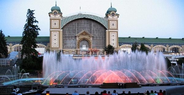 Самые красивые фонтаны мира! Поющие и танцующие фонтаны!