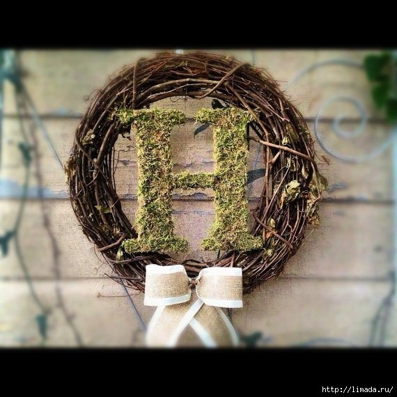monogram-wedding-wreath (570x570, 195Kb)