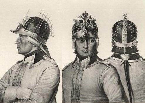 05 каски кавалергардов Павла (494x354, 65Kb)