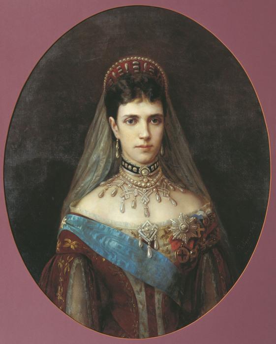 15 1 императрица Мария Фёдоровна (561x700, 101Kb)