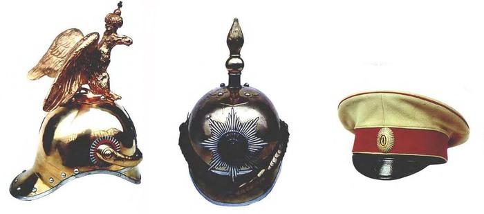 16 2 головные уборы кавалергардов (700x309, 39Kb)