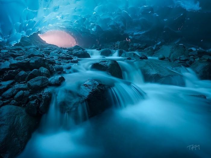 ледник менденхолл аляска фото 3 (700x525, 230Kb)