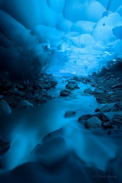 ледник менденхолл аляска фото 7 (466x700, 192Kb)