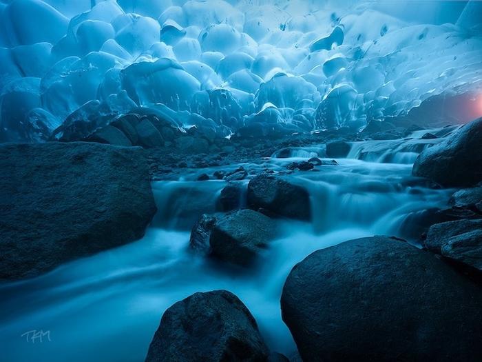 ледник менденхолл аляска фото 9 (700x525, 269Kb)