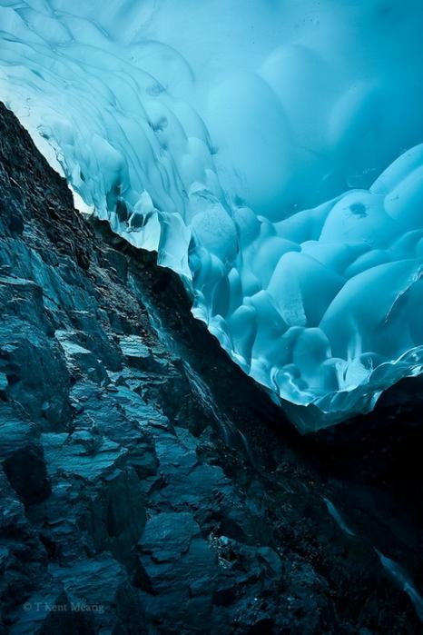 ледник менденхолл аляска фото 10 (466x700, 247Kb)