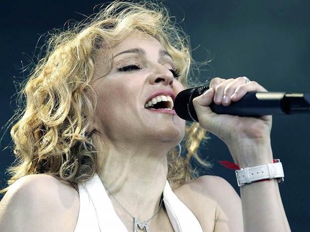 Мадонна отмечает 55 летие. Фотографии певицы