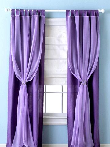 Как обновить интерьер! Обновляем старые шторы!