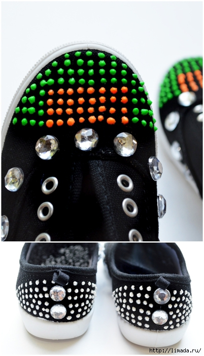 faux bedazzled shoes (402x700, 197Kb)