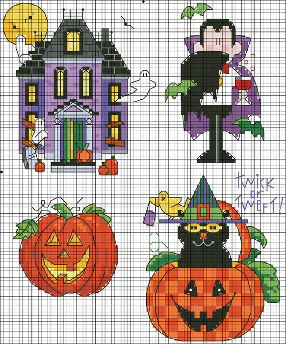 Dimensions 00271 - Halloween quickies 5 (583x700, 382Kb)