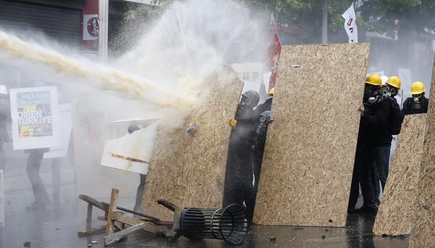 Первомайские шествия и демонстрации
