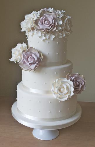 Эксклюзивные свадебные тортики (часть ...