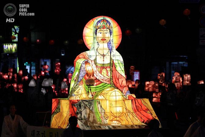 фестиваль фонарей сеул фото 2 (670x448, 225Kb)