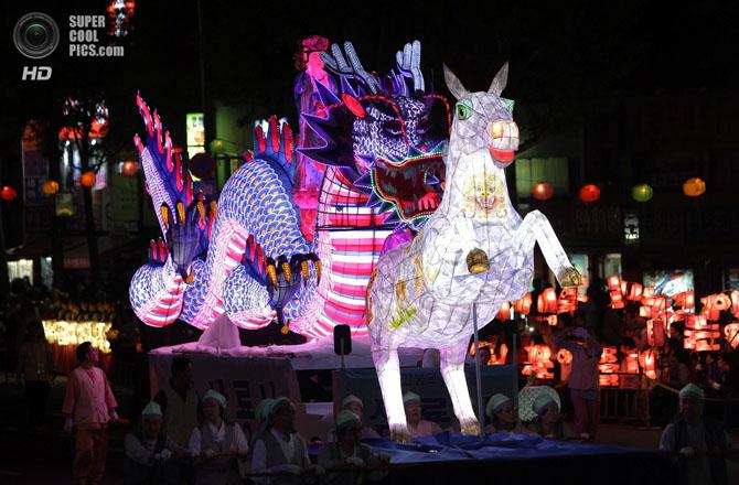 фестиваль фонарей сеул фото 4 (670x440, 277Kb)