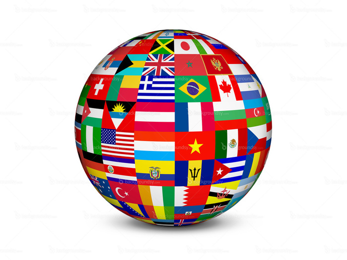 flags-globe (700x525, 118Kb)
