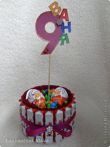 Подарок своими руками на день рождения девочке 5 лет